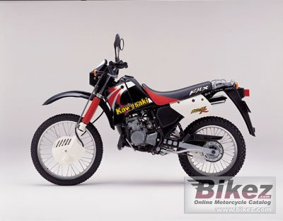 KMX125 breaking