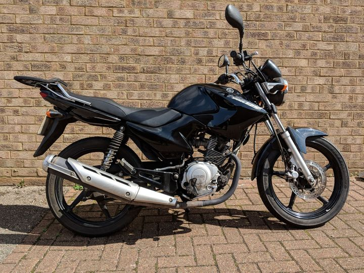 2012 Yamaha  YBR125 ED Breaking For Spares Portsmouth