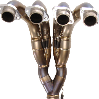 Exhaust systems and cans